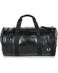 Fred Perry - Classic Barrel Sports Bag - Lyst
