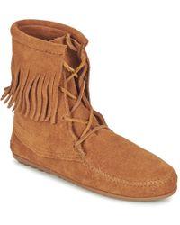 Minnetonka - Tramper Boot Mid Boots - Lyst
