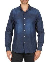Façonnable - Castiol Long Sleeved Shirt - Lyst