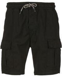 Yurban - Guargo Men's Shorts In Black - Lyst