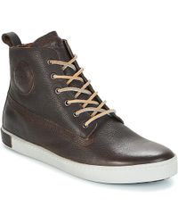Blackstone - Amerlo Shoes (high-top Trainers) - Lyst