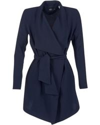 ONLY - Runa Trench Coat - Lyst