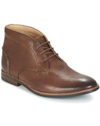 Clarks - Broyd Mid Mid Boots - Lyst