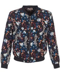 Moony Mood - - Women's Jacket In Black - Lyst