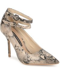 ce58bb8e5198 French Connection - Jamelia Pointed Stiletto Heels - Lyst