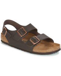 Birkenstock - Milano Sandals - Lyst