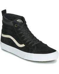Shoes Men's For In high Trainers Vans Hi Sk8 Black Top CtAq4