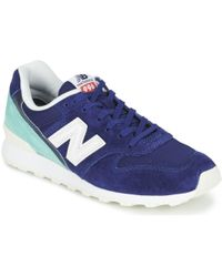 New Balance - Wr996 Shoes (trainers) - Lyst