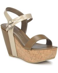 Chinese Laundry - Go Getter Sandals - Lyst