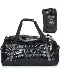 Patagonia - Black Hole Duffel 60l Women's Travel Bag In Black - Lyst