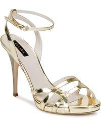 ESCADA - As683 Sandals - Lyst