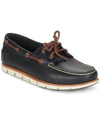Timberland - Tidelands 2 Eye Boat Shoes - Lyst