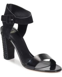 BOSS Black - Skelly Sandals - Lyst