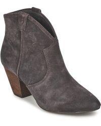 Ash - Jalouse Low Ankle Boots - Lyst