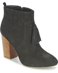French Connection - Linds Low Ankle Boots - Lyst