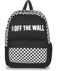 339410cfdc7f60 Vans Mochila Van Doren Original Rucksack Men s Backpack In Black in ...