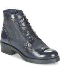 Betty London - Foxine Mid Boots - Lyst
