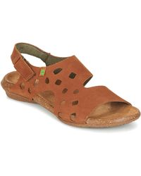 El Naturalista - Wakataua Sandals - Lyst