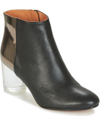 Emma Go - Elan Lucie Women's Low Ankle Boots In Black - Lyst