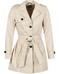 Vero Moda | On Abby Trench Coat | Lyst