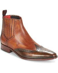 Jeffery West - Chilli Chelsea Mid Boots - Lyst