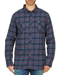 Rip Curl - Obsessed Check Flannel L/s Shirt Long Sleeved Shirt - Lyst