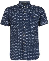 Hilfiger Denim - Tidures Short Sleeved Shirt - Lyst
