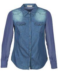 Ddp - Itea Shirt - Lyst