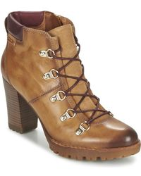 Pikolinos - Connelly W3e Low Ankle Boots - Lyst