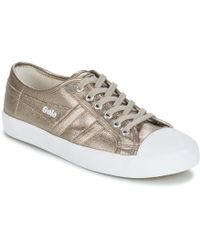 Gola - Coaster Metallic Shoes (trainers) - Lyst