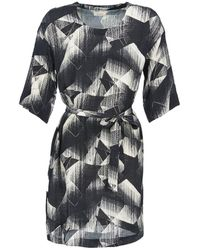 Numph - Ginger Etch Print Dress - Lyst