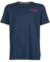 Timberland - Ss Kennebec River T Shirt - Lyst