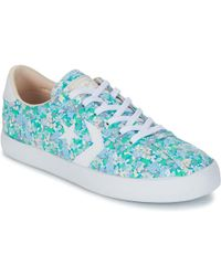 Converse | Breakpoint Floral Textile Ox Shoes (trainers) | Lyst
