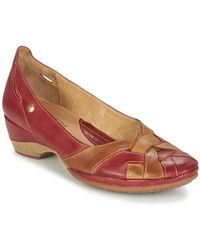 Pikolinos - Coimbra W7l Court Shoes - Lyst