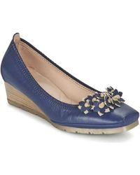 Hispanitas - Dedita Court Shoes - Lyst