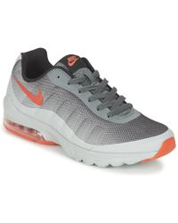 c285d7b78ff Nike Men s Air Max Invigor Print Running Sneakers From Finish Line ...
