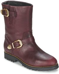 SuperTrash - Marylin Mid Boots - Lyst