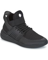 Supra - Skytop V Women's Shoes (high-top Trainers) In Black - Lyst