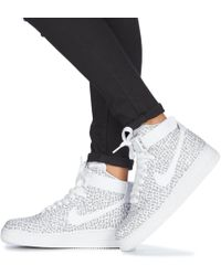 7cdc15de5d00 Nike - Air Force 1 High Just Do It W Women s Shoes (high-top