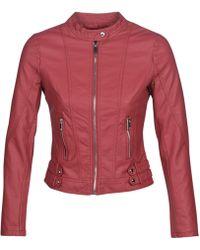 Moony Mood - Kouju Leather Jacket - Lyst
