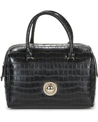 Versace E1vpbba8 75600 899 Women s Bag In Black in Black - Lyst b8122e2a434