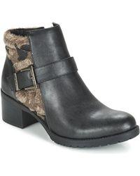 Les P'tites Bombes - Dandy Mid Boots - Lyst