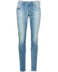 DIESEL - Francy Skinny Jeans - Lyst
