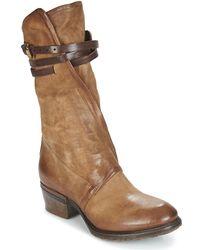 A.S.98 - Corn High Boots - Lyst