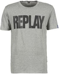 Replay - Deedi T Shirt - Lyst