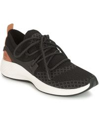 Timberland - Flyroam Go Women's Shoes (trainers) In Black - Lyst