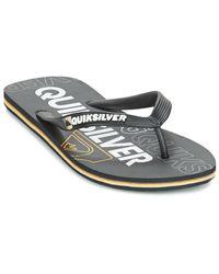 Quiksilver - Molokai Nitro Flip Flops / Sandals (shoes) - Lyst