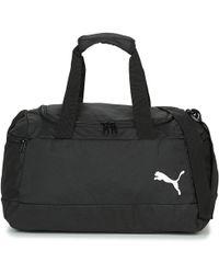 e6d1f3c6a8 PUMA Pro Training Ii Medium Bag Men's Sports Bag In Black in Black ...