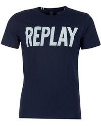 Replay - Walou T Shirt - Lyst