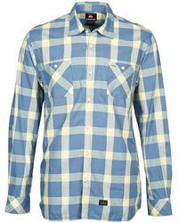 Quiksilver - Ramos Long Sleeved Shirt - Lyst